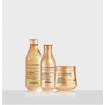 Nutrifier Дълбоко подхранване и кадифена мекота за сухата коса