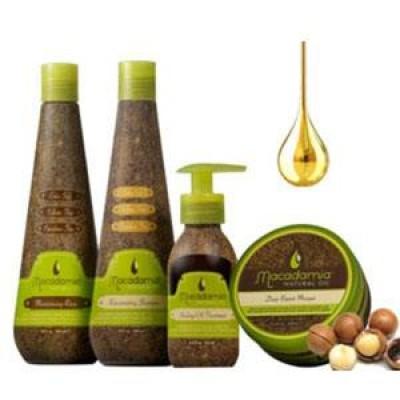 Macadamia Natural Oil Богато подхранване за всички видове коси