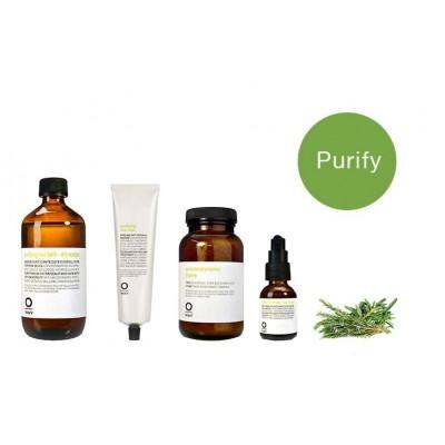 Purifying Серия за лечение на сух и мазен пърхот