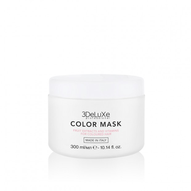 Маска за боядисана коса 3DeLuXe Color Mask 300 мл