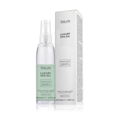 Луксозно СПА олио за коса 3DeLuXe Luxury SPA Oil 100 мл