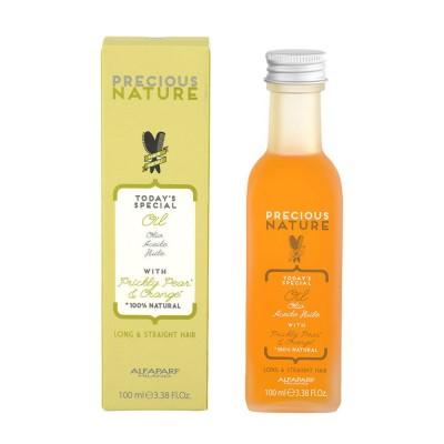Подхранващо олио с индийска смокиня Alfaparf Fabulous Oil 100 мл