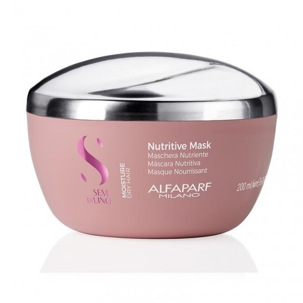 Хидратираща маска с екстракт от мед Alfaparf Nutritive Mask 200 мл