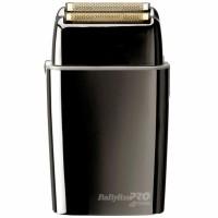 Електрическа самобръсначка с двойна глава Babyliss PRO Foil Gunsteel FX 02 Shaver