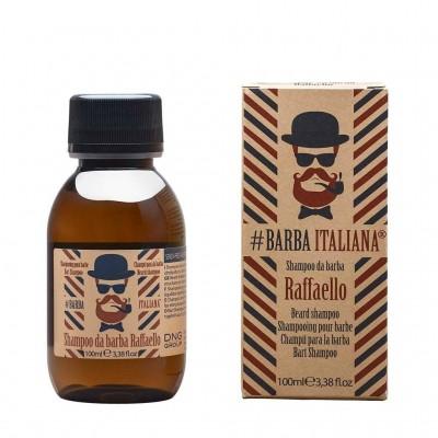 Успокояващ шампоан за брада Barba Italiana Bread Shampoo Raffaello 100 мл