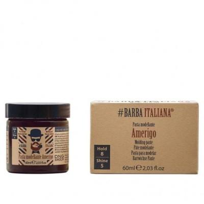 Оформяща паста за брада и мустаци Barba Italiana Molding Paste Ameringo 60 мл