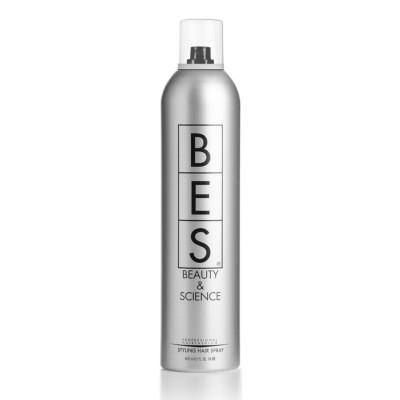 Лак за коса със средна фиксация BES PRO Styling Hair Spray 400 мл