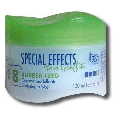 Паста за коса със силна фиксация BES Special Effects 8 Rubber-Ized 100 мл