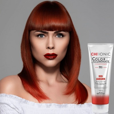 Оцветяващ балсам в червено CHI Color Illuminate Red Auburn 251 мл