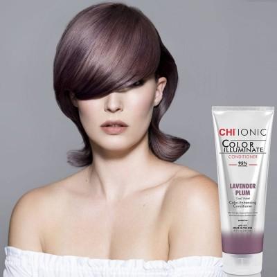 Оцветяващ балсам във виолетово CHI Color Illuminate Lavender Plum 251 мл