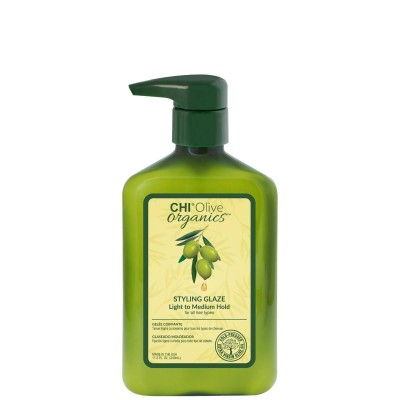 Подхранващ крем за оформяне на косата CHI Olive Organics 340 мл