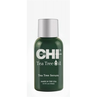 Серум за здрава коса и скалп CHI Tea Tree Oil Tea Tree Serum 15 мл