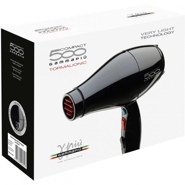 Компактен сешоар за коса Gammapiu Compact 500 2000W