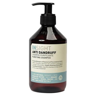 Шампоан против пърхот INSIGHT Anti Dandruff Purifying Shampoo 400 мл