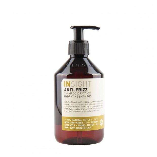 Хидратиращ шампоан за къдрава коса INSIGHT Hydrating Shampoo 400 мл