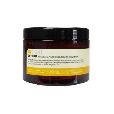 Подхранваща маска за суха коса INSIGHT Dry Hair Nourishing Mask 500 мл
