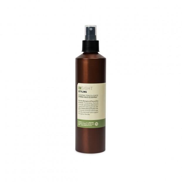 Лак за коса без аерозол INSIGHT Strong Hold Ecospray 250 мл