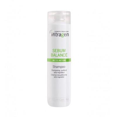 Шампоан за мазни корени INTRAGEN Sebum Balance Shampoo 250 мл