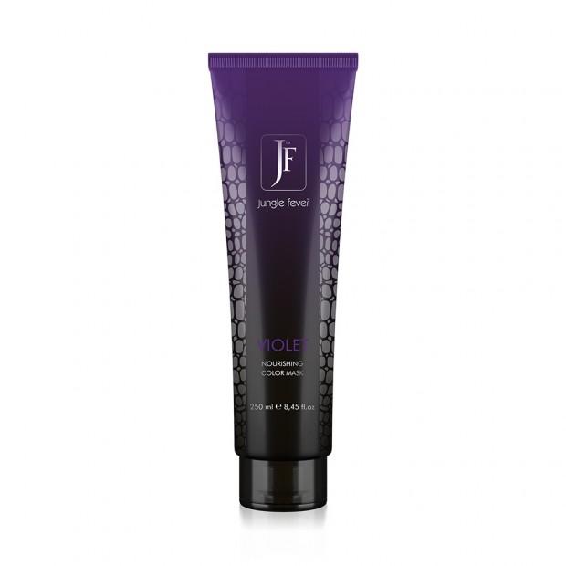 Оцветяваща маска за коса в лилаво Jungle Fever Violet Mask 250 мл