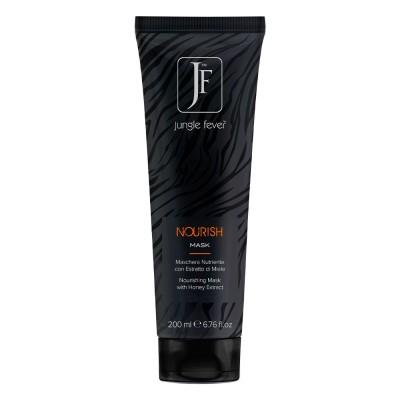 Хидратираща маска с мед за суха коса Jungle Fever Nourish Mask 200 мл