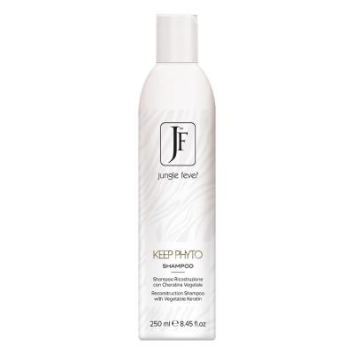 Кератинов шампоан за суха и изтощена коса Jungle Fever Keep Phyto Shampoo 250 мл