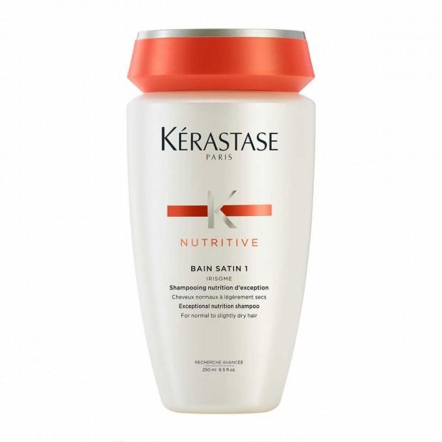 Подхранващ шампоан за леко суха коса Kerastase Bain Satin 1 250 мл