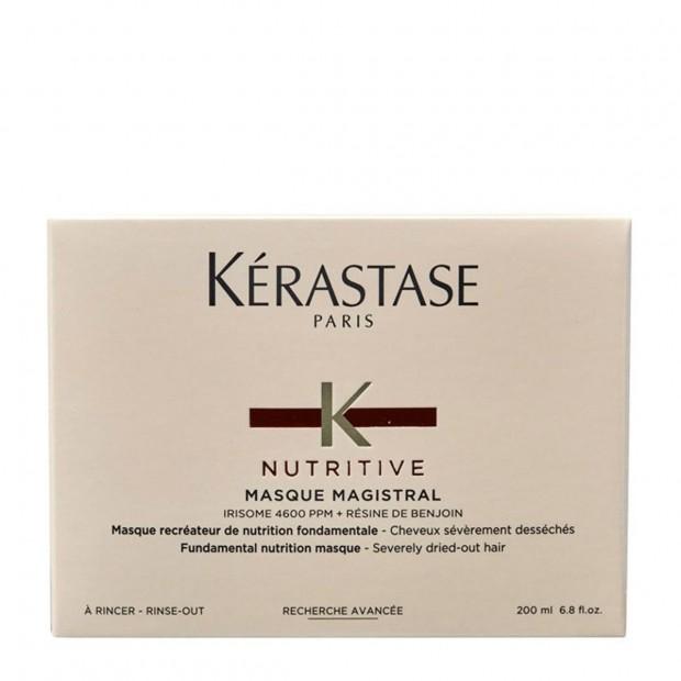Подхранваща маска за суха плътна коса Kerastase Masque Magistral 200мл