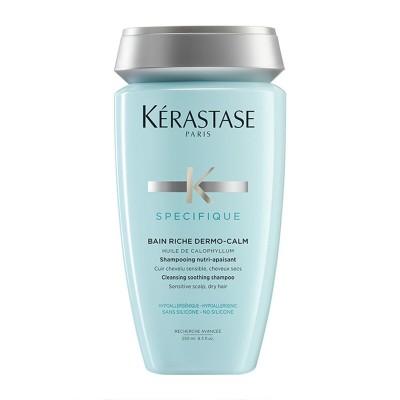 Шампоан за чувствителен скалп и суха коса Kеrastase Bain Riche Dermo-Calm 250 мл