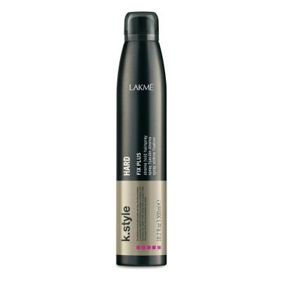 Лак за коса с ултра силна фиксация LAKME k.style Hard 300 мл