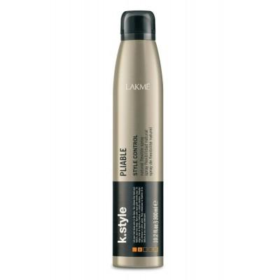 Лак за коса с гъвкава фиксация LAKME k.style Pliable 300 мл