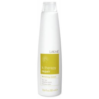 Подхранващ шампоан за суха коса LAKME k.therapy Repair 300 мл