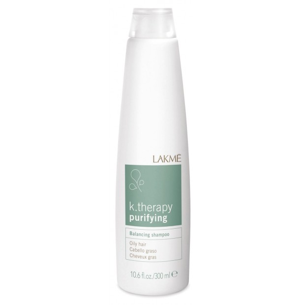 Шампоан за мазна коса LAKME k.therapy Purifying 300 мл
