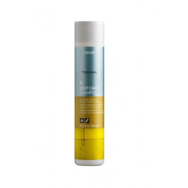 Шампоан за суха или изтощена коса LAKME Teknia Deep Care 300 мл