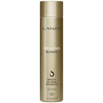 Луксозен озаряващ шампоан за руса коса LANZA Healing Bright Blonde Shampoo 300 мл