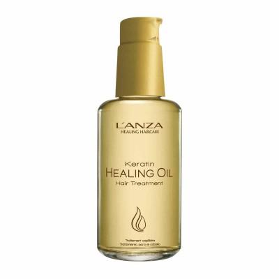 Възстановяващо олио за коса LANZA Keratin Healing Oil Treatment 100 мл