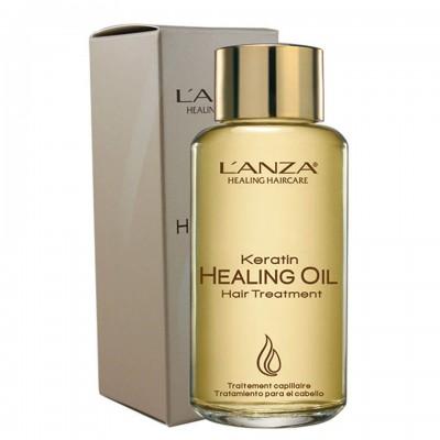 Възстановяващо олио за коса LANZA Keratin Healing Oil Treatment 50 мл
