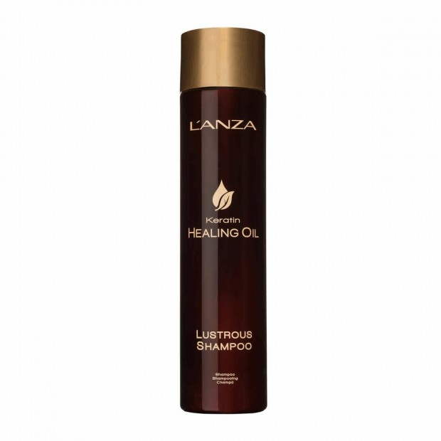 Възстановяващ шампоан с кератин LANZA Keratin Healing Oil 300 мл