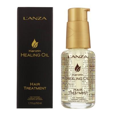 Лечебно олио за коса LANZA Keratin Healing Oil Treatment 50 мл