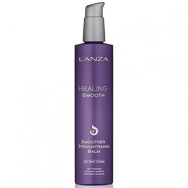 Лек крем за изправяне LAnza Healing Smooth Straightening Balm 250 мл