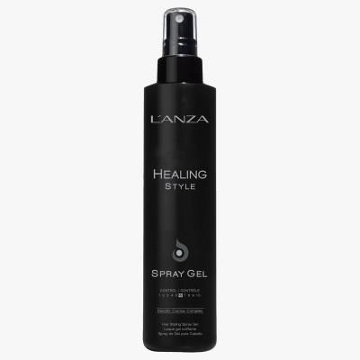 Спрей-гел за коса със средна фиксация LANZA Style Spray Gel 250 мл