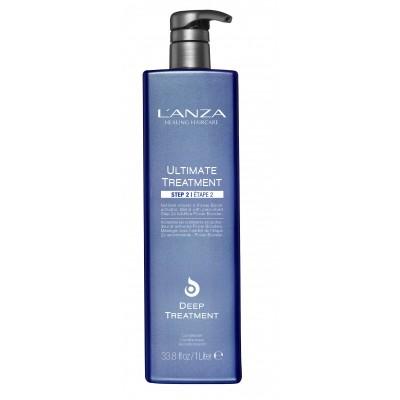 Терапия за дълбоко възстановяване на косата LANZA Ultimate Deep Treatment 1000 мл