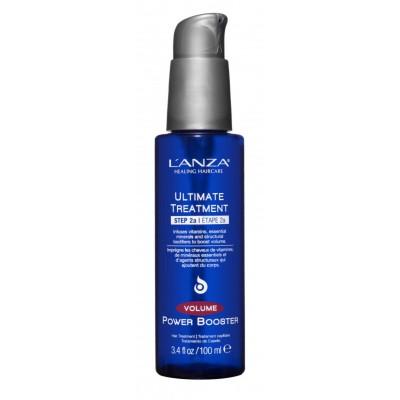 Бустер за обем и плътност на косата LANZA Ultimate Treatment Volume Power Booster 100 мл