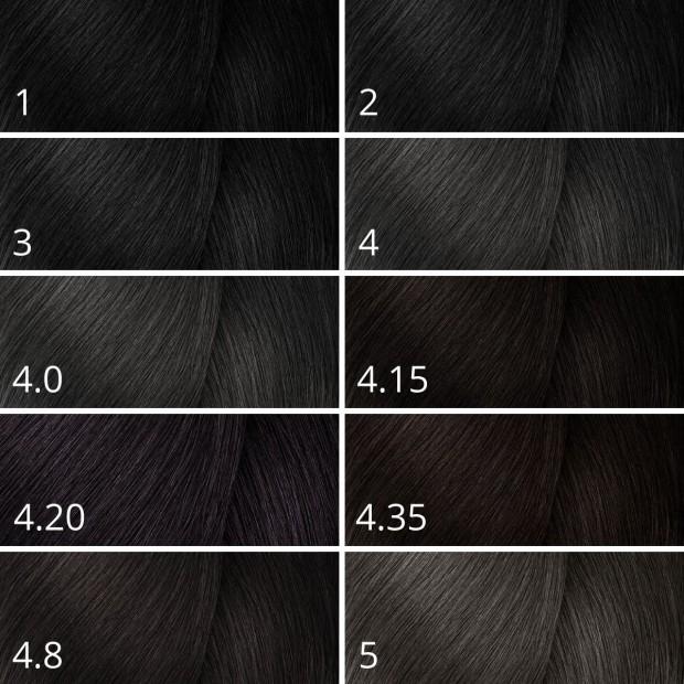 Професионална безамонячна боя за коса LOreal INOA 60 мл