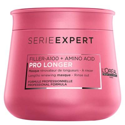 Подсилваща и уплътняваща маска за коса LOreal Professionnel Pro Longer 250 мл