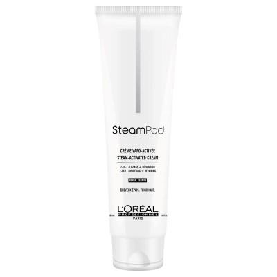 Възстановяващ изглаждащ крем за плътна коса SteamPod Replenishing Smoothing Cream 200 мл