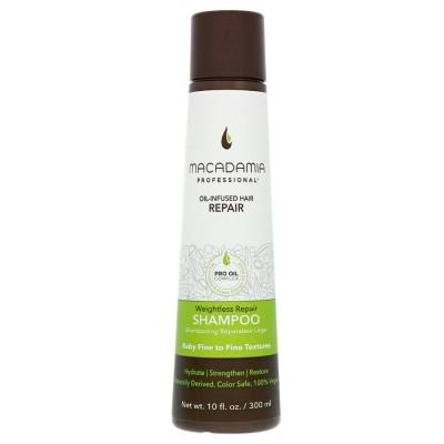 Хидратиращ шампоан за тънка коса Macadamia Weightless Moisture 300 мл