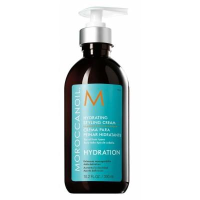 Хидратиращ крем за коса Moroccanoil Hydrating Styling Cream 300 мл