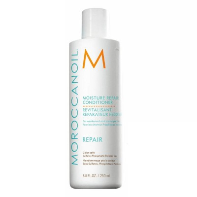 Възстановяващ балсам за суха и изтощена коса Moroccanoil Moisture Repair 250 мл