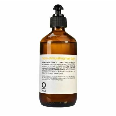 Шампоан против косопад и стимулиране на растежа OWAY Micro Stimulating Hair Bath 240 мл
