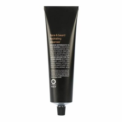 Почистваща пяна за лице и брада OWAY Face and Beard Hydrating Cleanser 150 мл